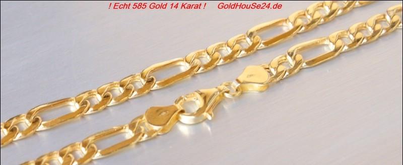 Echt goldkette damen